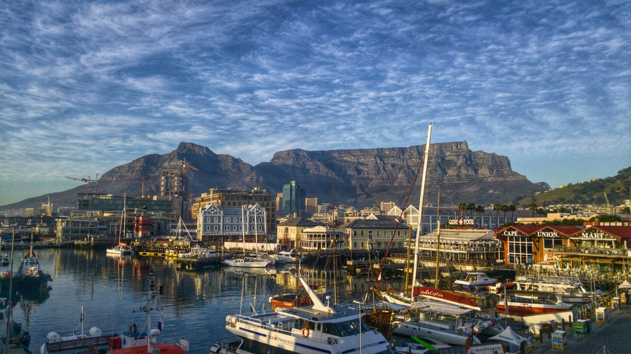 Cape Town is preferable for intermediate developers