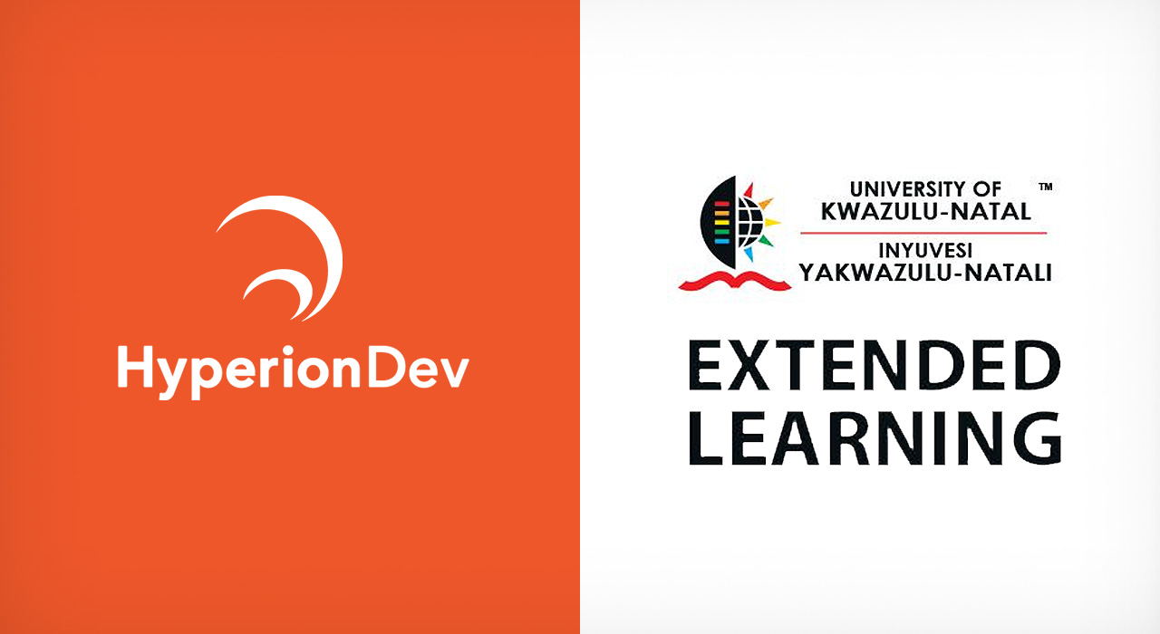 HyperionDev in Partnership with UKZN Extended Learning (UEL)