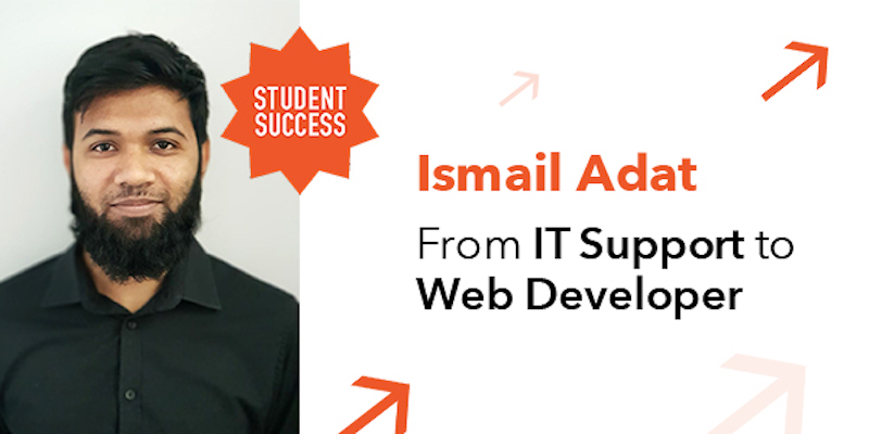 HyperionDev Success Story: Ismail