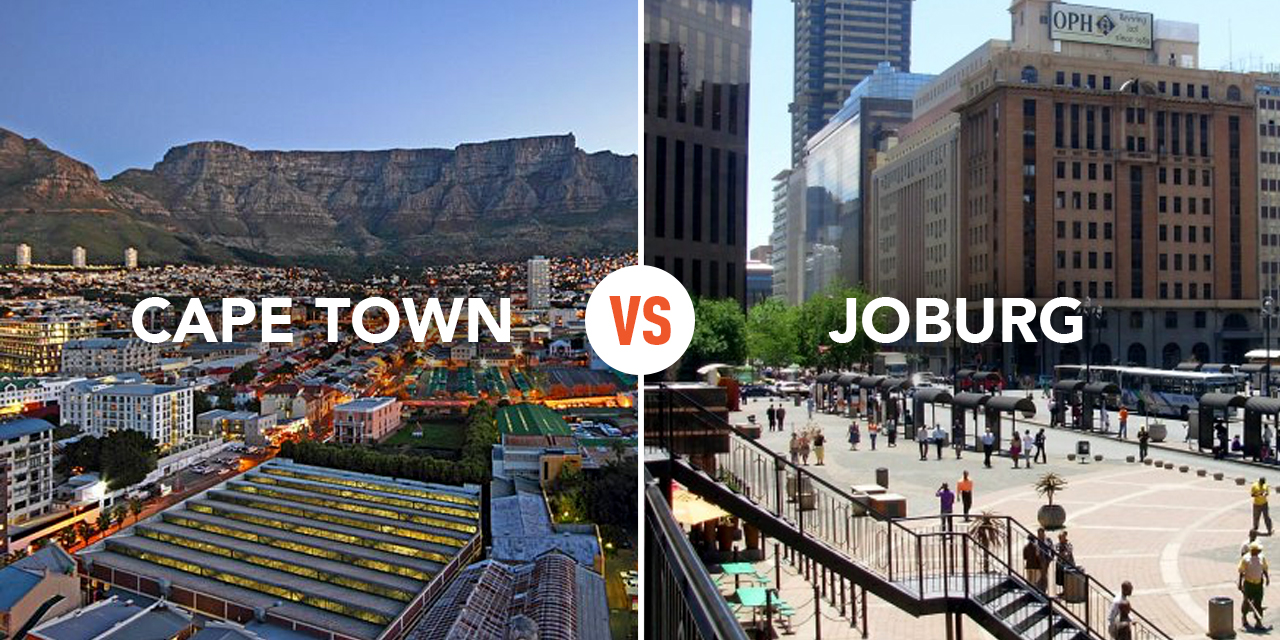 Battle of the Cities: Cape Town versus Joburg developer salaries in 2018