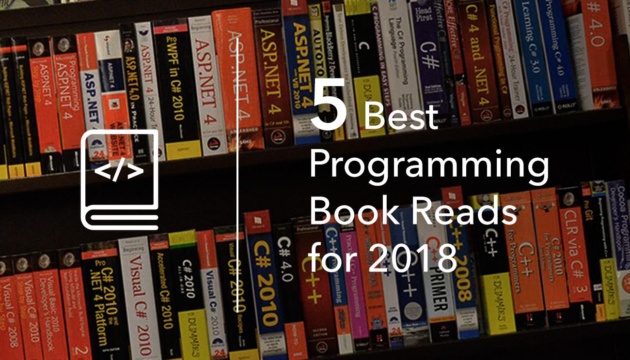 5 Best Programming Books for Beginners