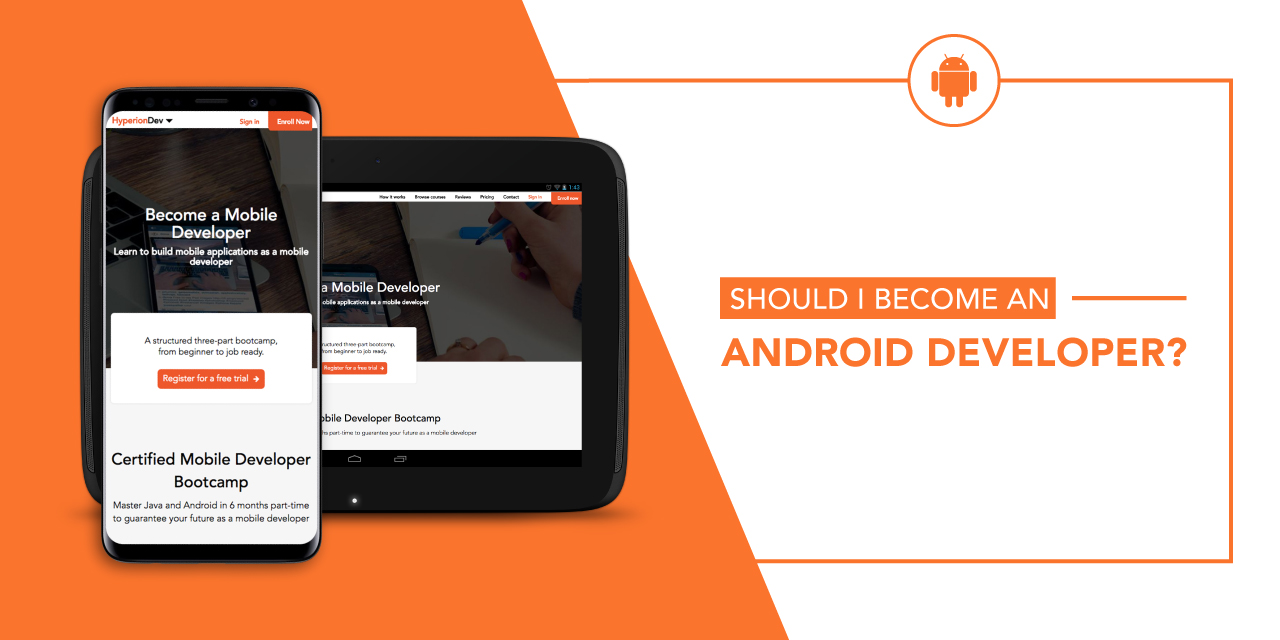Should I Become an Android Developer?
