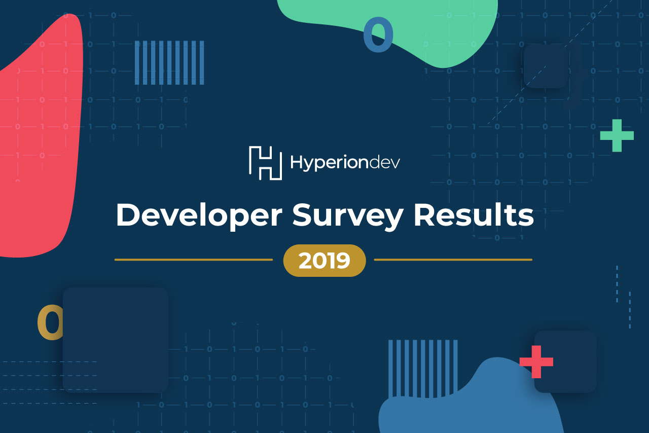 Stack Overflow Developer Survey 2019