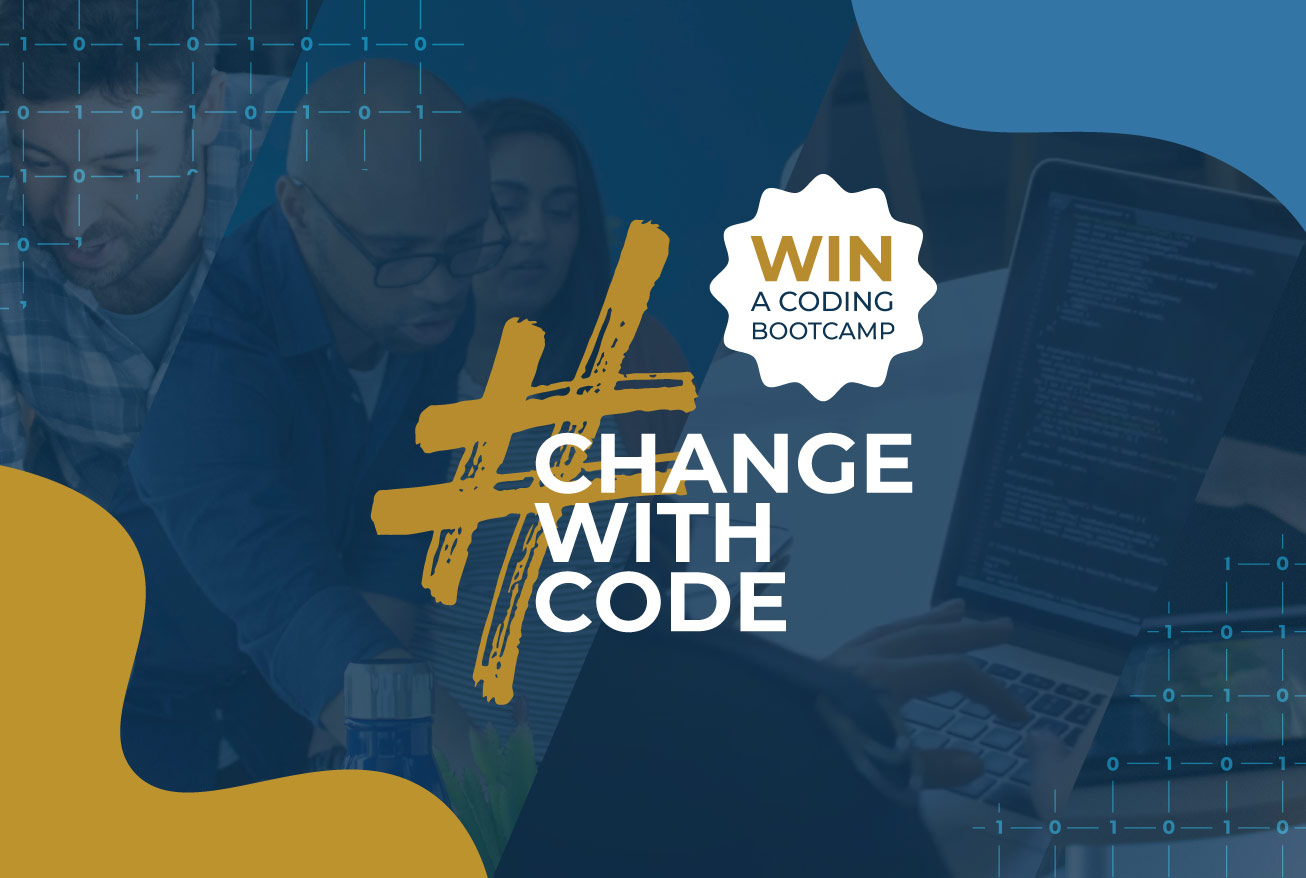 #ChangeWithcode