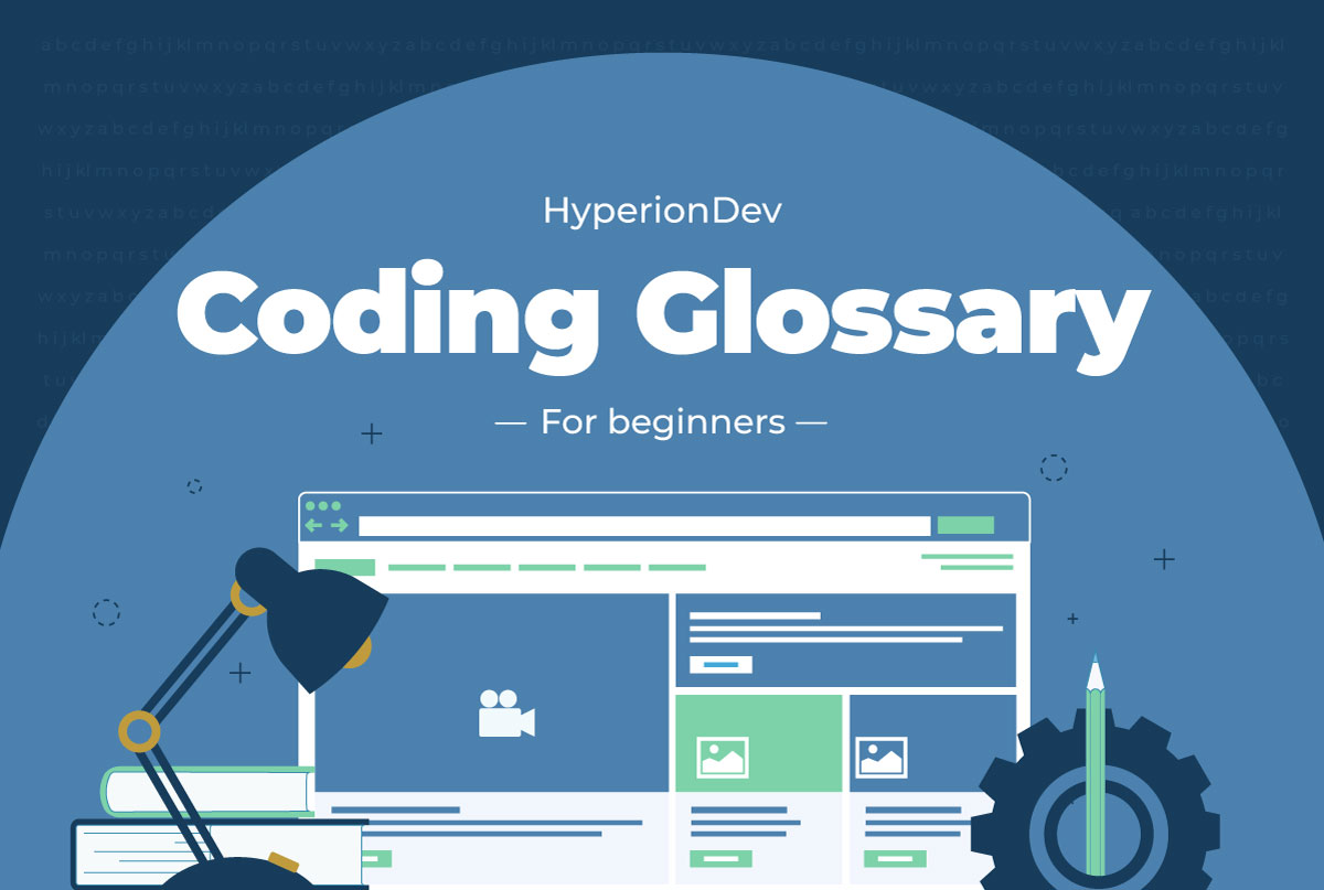 coding glossary of terms