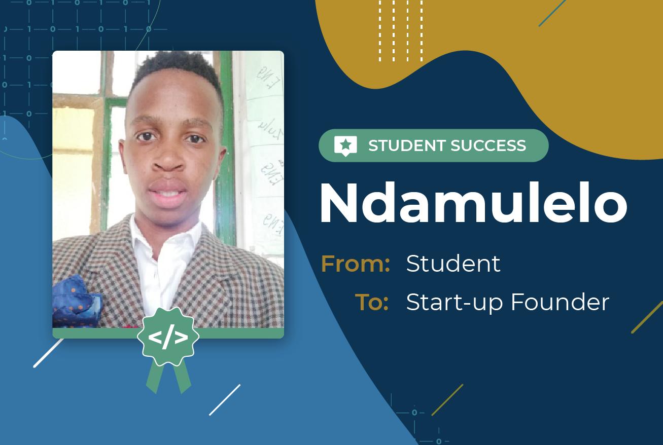 success story Ndamulelo